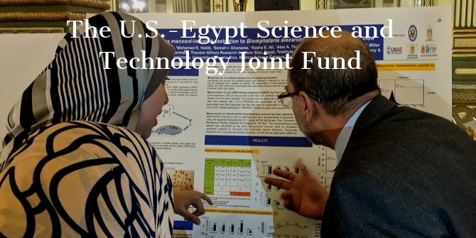 Call for Proposals: National Academies' US-Egypt S&T Joint Fund