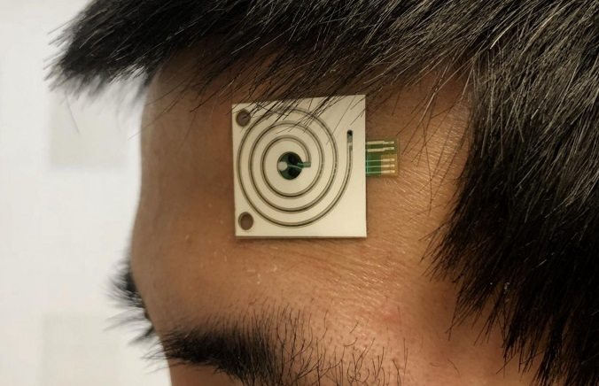 Low Cost Printed Sensors Detect Compounds in Sweat
