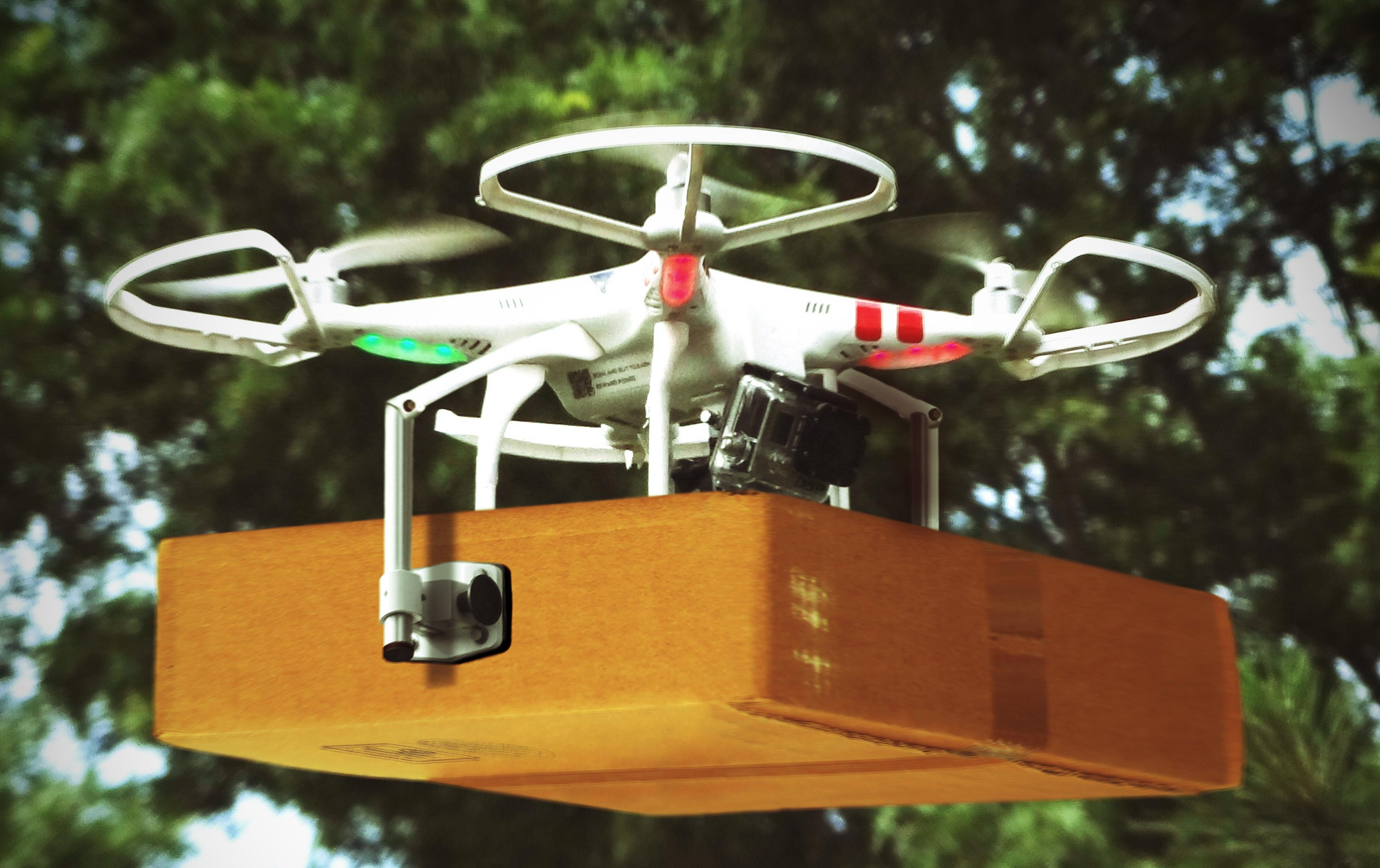 New Horizons for Unmanned Air Traffic Control