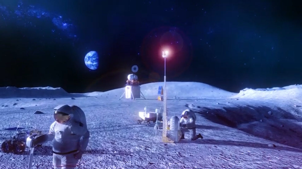 NASA Seeks Ideas for Powering Exploration on the Moon