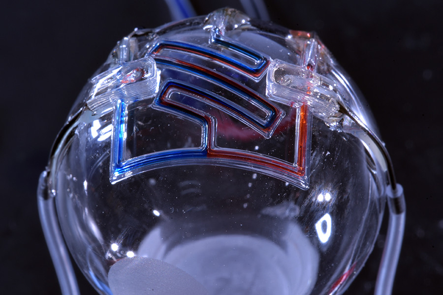 3D Printing Microfluid Channels for Medical Testing