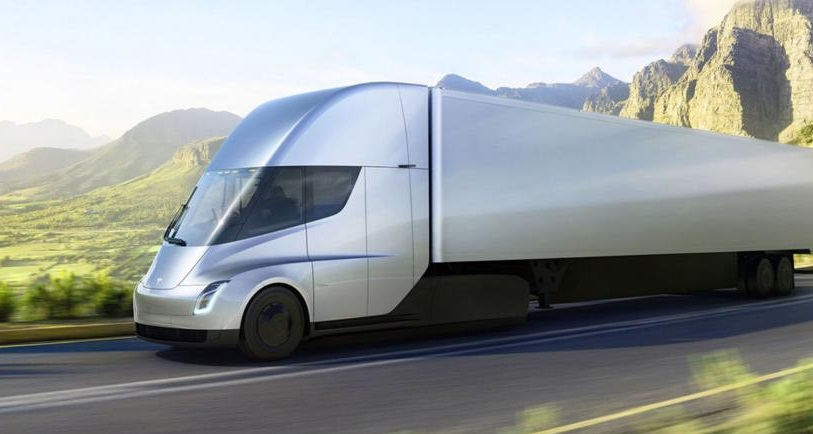 Batteries To Power Long-Range Freight Trucks